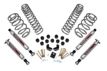 (SKU: 646.20) 3.75IN JEEP COMBO LIFT KIT