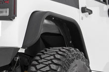 (SKU: 10507) JEEP TUBULAR REAR FENDER FLARES (07-18 WRANGLER JK)