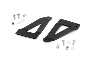 (SKU: 70633-bundle) JEEP 20-INCH LED GRILLE KIT (07-18 JK WRANGLER)