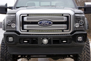 (SKU: 70531) FORD 30-INCH CREE LED GRILLE KIT (11-16 SUPER DUTY)