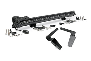(SKU:70657) TOYOTA 30IN LED BUMPER KIT (14 -18 TUNDRA)