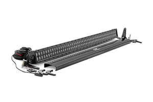 (SKU: 70950BL) 50-INCH CREE LED LIGHT BAR - (DUAL ROW | BLACK SERIES)