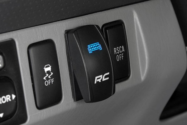 (SKU: 709SW) LED BACKLIT ROCKER SWITCH