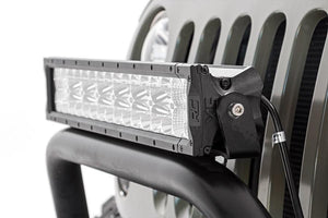 (SKU: 76920) 20-INCH CREE LED LIGHT BAR - (DUAL ROW | X5 SERIES)