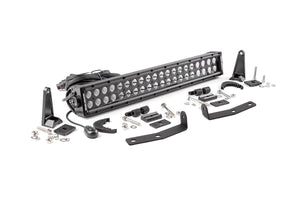 (SKU:70645) NISSAN 20IN LED BUMPER KIT (16-18 TITAN XD)