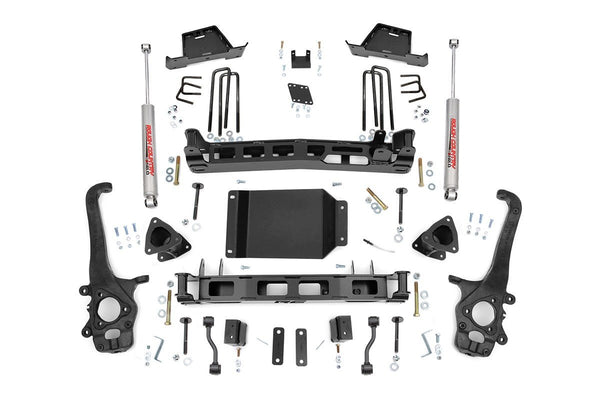 (SKU:875.20) 6IN NISSAN SUSPENSION LIFT KIT (04-15 TITAN)