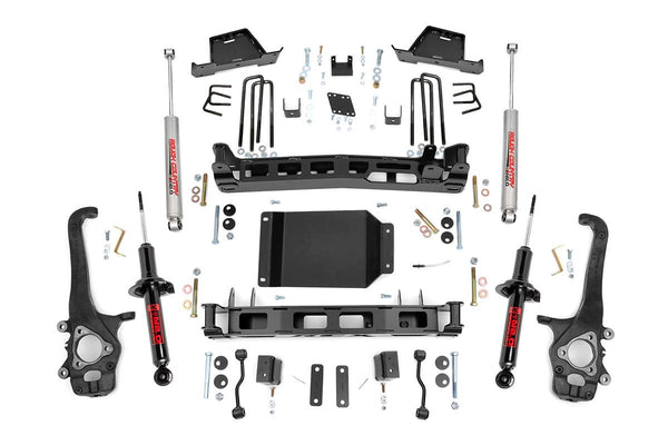 (SKU:875.23) 6IN NISSAN SUSPENSION LIFT KIT (04-15 TITAN)