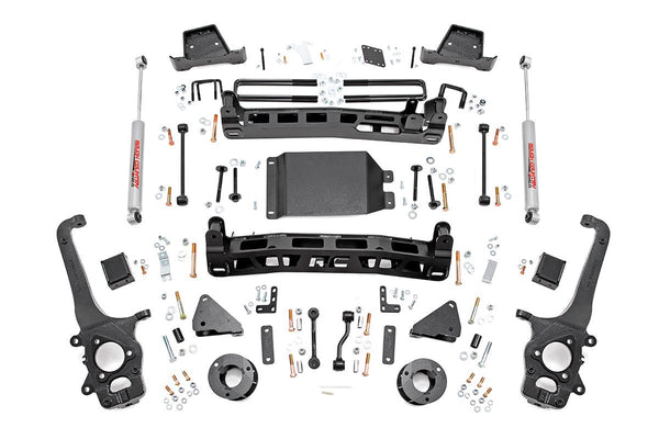 (SKU:87820A) 6IN NISSAN SUSPENSION LIFT KIT (2017 TITAN 4WD)