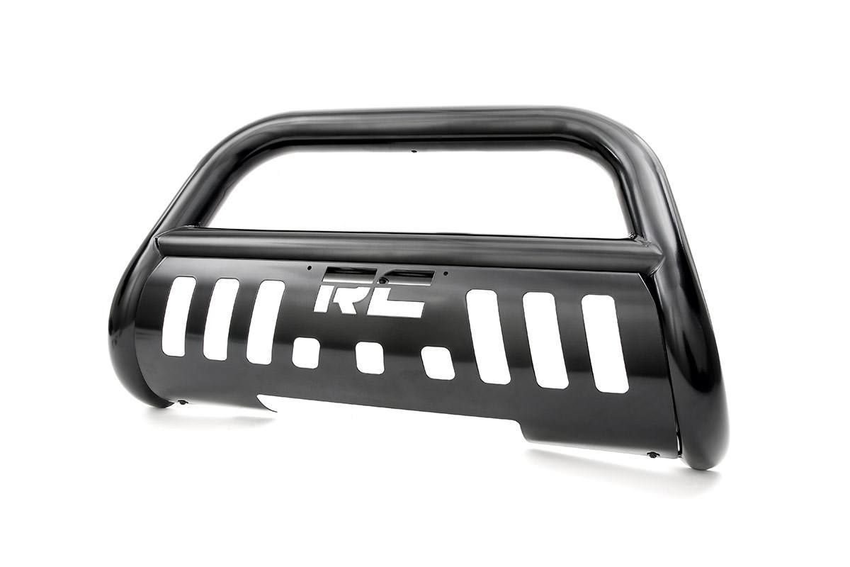 (SKU: B-C2992E) GM 2007 CLASSIC HD PICKUP BULL BAR (BLACK)