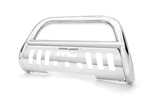 (SKU: B-D1101) DODGE 10-18 RAM 2500/3500 BULL BAR (STAINLESS STEEL)