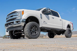 (SKU: F-F21112J7) FORD POCKET FENDER FLARES | RIVETS (17-18 F-250/350)