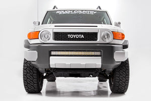 (SKU:70651) TOYOTA 30IN LED BUMPER KIT (07-14 FJ CRUISER)