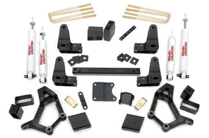 (SKU: 733.20) 4-5IN TOYOTA SUSPENSION LIFT KIT (STD/EXT CAB)