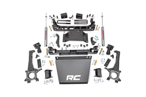 (SKU: 746.20) 4IN TOYOTA SUSPENSION LIFT KIT