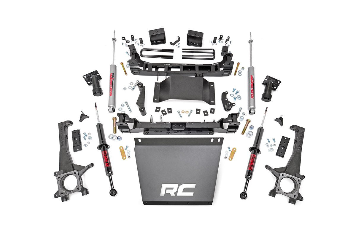 (SKU:747.23) 6IN TOYOTA SUSPENSION LIFT KIT (05-15 TACOMA 4WD)