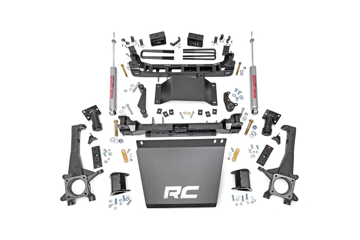 (SKU: 75720) 4IN TOYOTA SUSPENSION LIFT KIT (16-18 TACOMA 4WD)