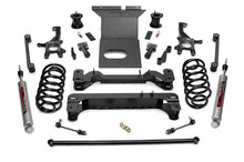 (SKU: 770S) 6IN TOYOTA SUSPENSION LIFT KIT (07-09 FJ CRUISER 4WD)