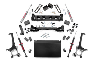 (SKU:75520) 6IN TOYOTA SUSPENSION LIFT KIT (16-18 TUNDRA 4WD)