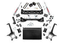 (SKU: 75320) 4.5IN TOYOTA SUSPENSION LIFT KIT (07-15 TUNDRA)
