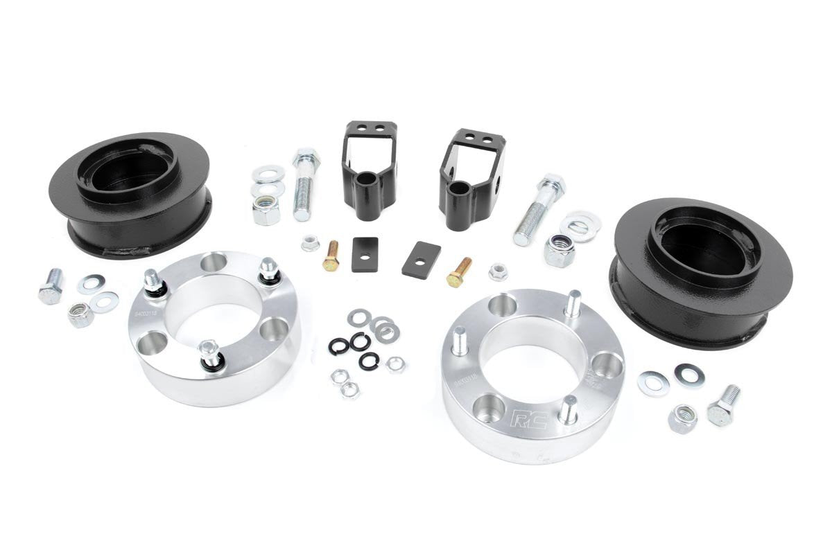 (SKU: 762) 3IN TOYOTA SUSPENSION LIFT KIT (03-09 4-RUNNER 4WD W/X-REAS)