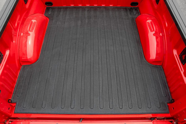 Contoured Rubber Bed Mat (8-foot Beds)