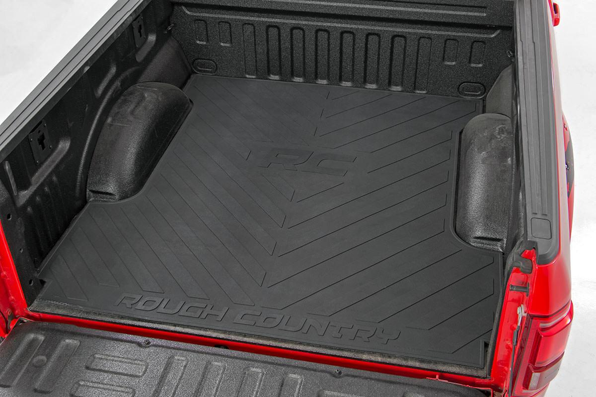 (SKU: RCM640) FORD BED MAT W/RC LOGOS (15-18 F-150)