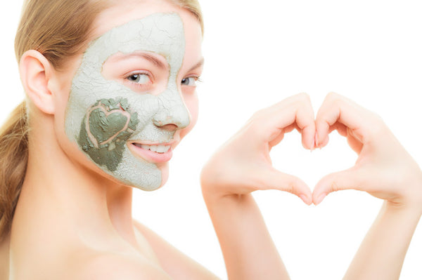Add Glow to Your Face with Nena Glacial Clay Mask