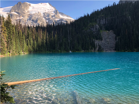 Joffre Lake in Pemberton BC, Instagram-Worthy Glacial Lakes in BC