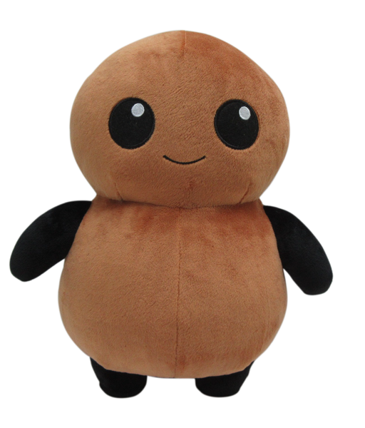 "12"" Official Tubby Nugget Plush Toy"