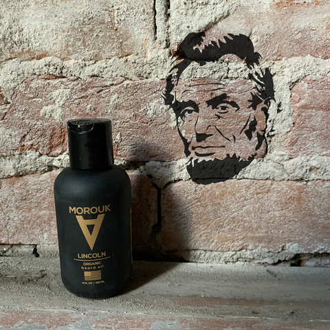 Lincoln Beard Oil