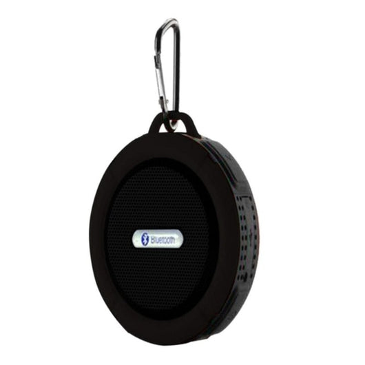 Soulja waterproof bluetooth stereo speaker