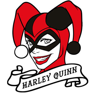 MEN HARLEY QUINN