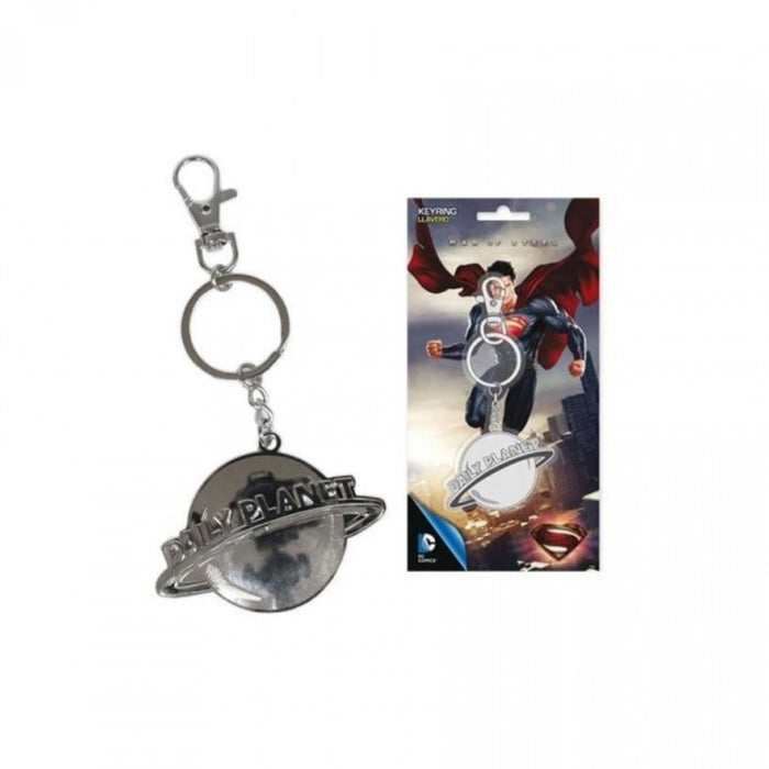 SD Toys Superman Daily Planet Keychain