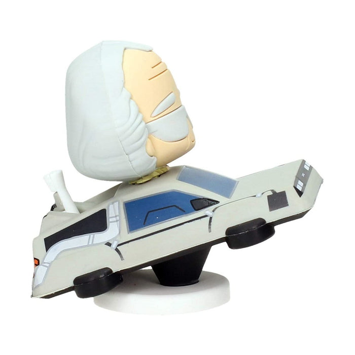 SD Toys Back to the Future Doc Brown Delorean Pokis Figurine