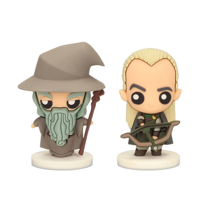 SD Toys The Lord of The Rings Gandalf & Legolas Pokis Set