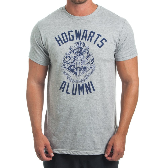 Bioworld Harry Potter Hogwarts One Colour Crest T-Shirt
