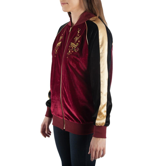 Bioworld Harry Potter Magical Creatures Bomber Jacket