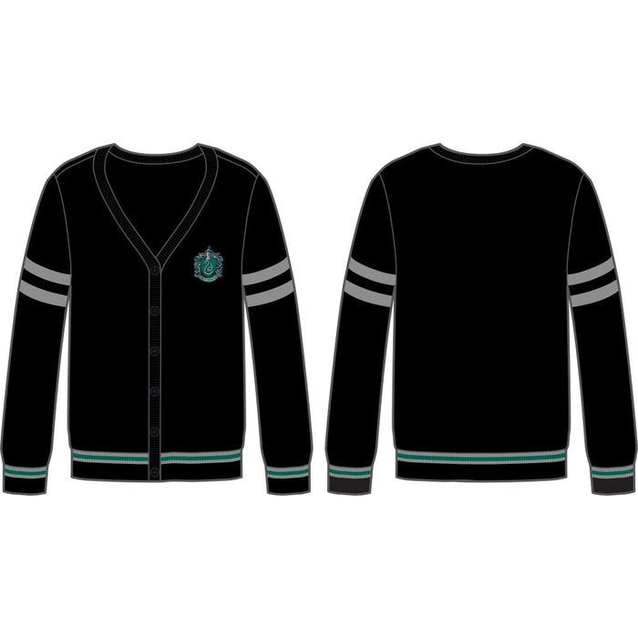 Bioworld Harry Potter Slytherin Knitted Cardigan