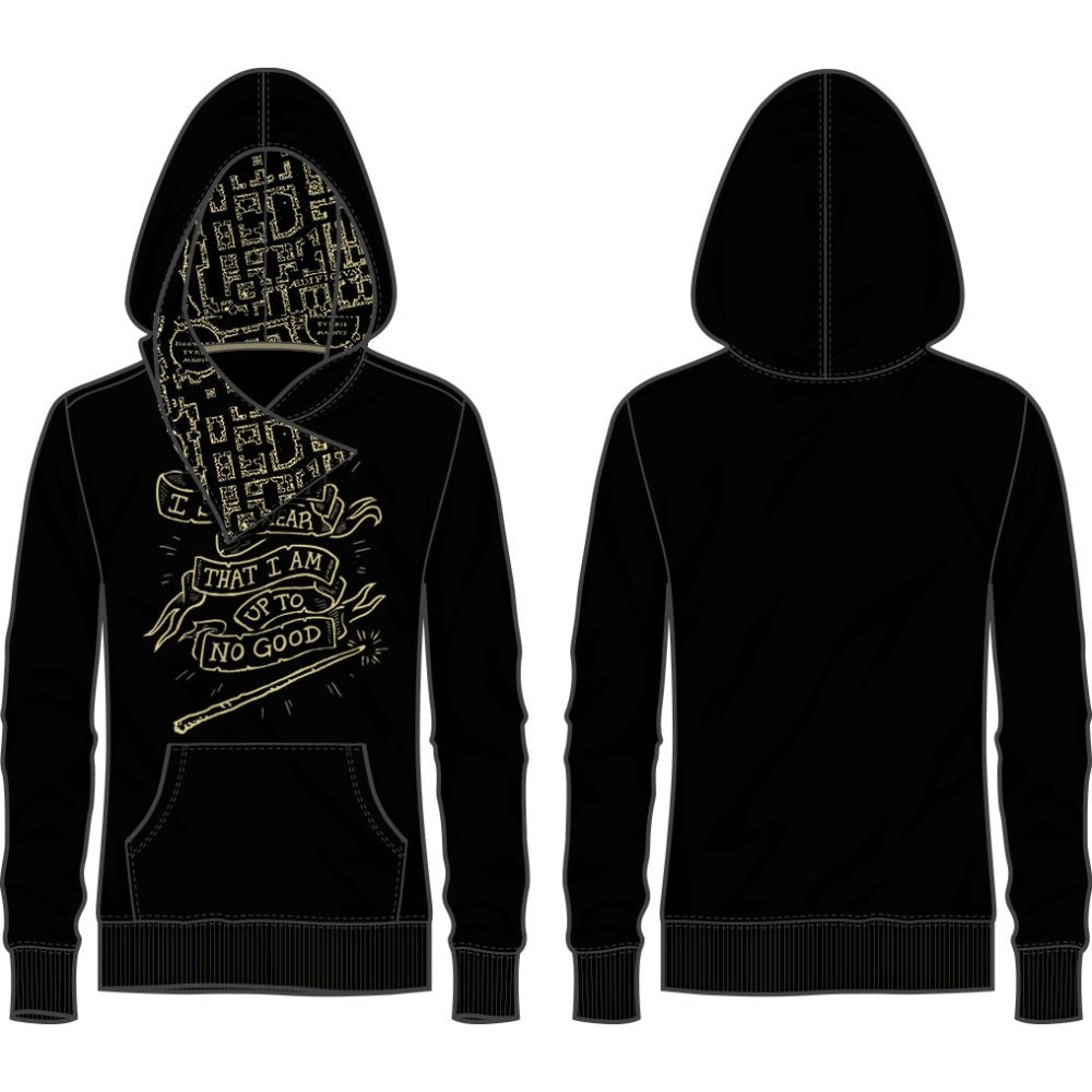 Bioworld Harry Potter I Solemnly Swear Hoodie