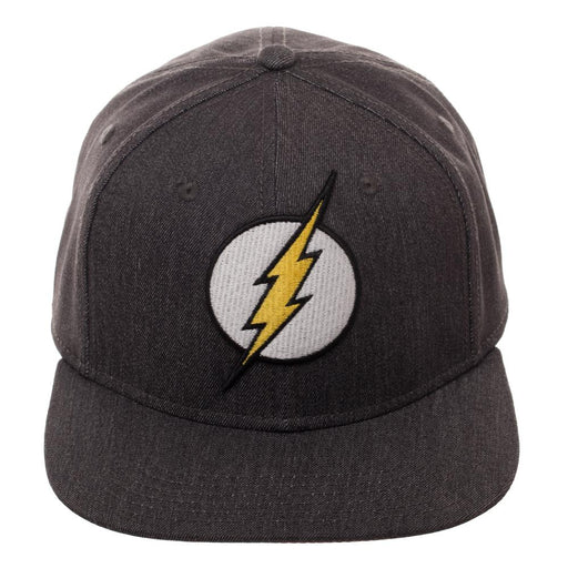 DC Comics The Flash Logo Flatbill Cap