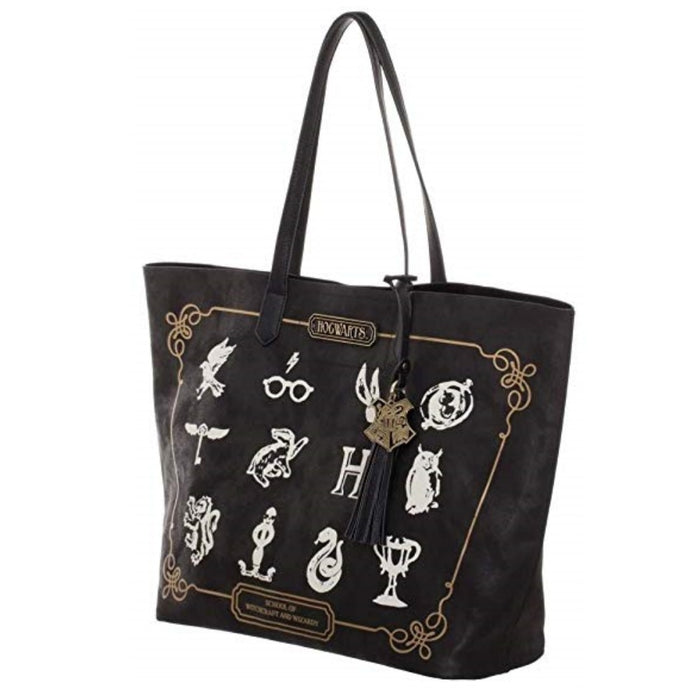 Harry Potter Back to Hogwarts Tote Bag