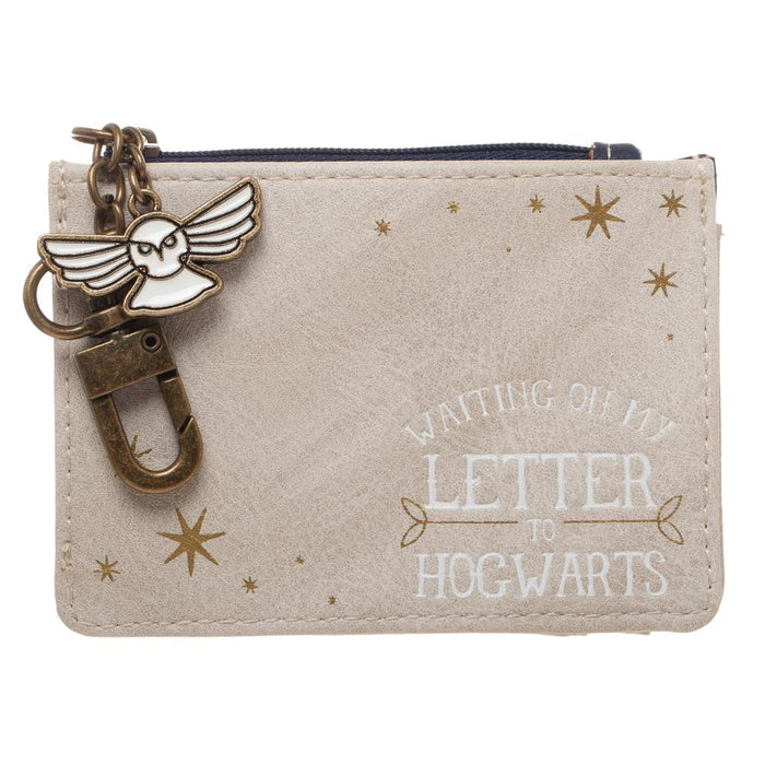 Harry Potter Hedwig with letter charm Coin Pouch
