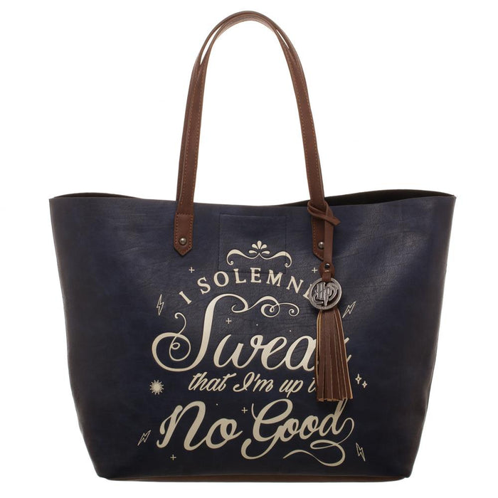 Harry Potter Solemnly Swear Tote Bag