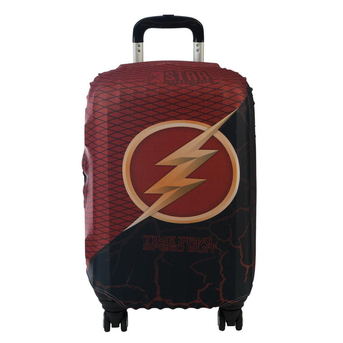 DC Comics The Flash Luggage Cover
