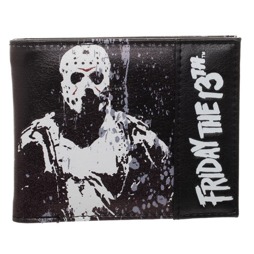 Friday the 13th Jason Bifold Wallet