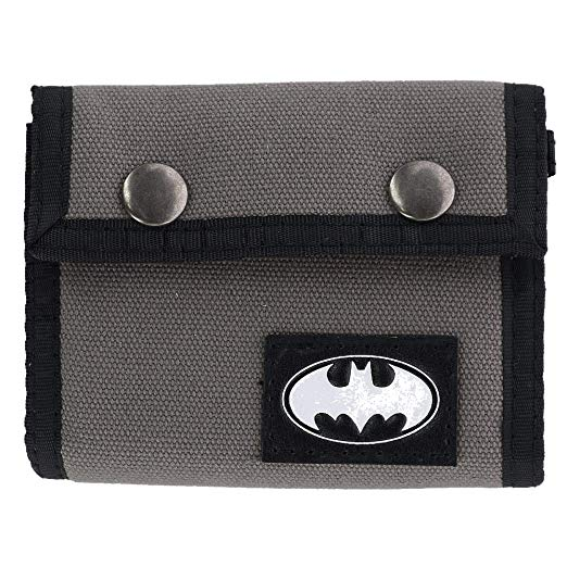 Batman Logo Trifold Wallet