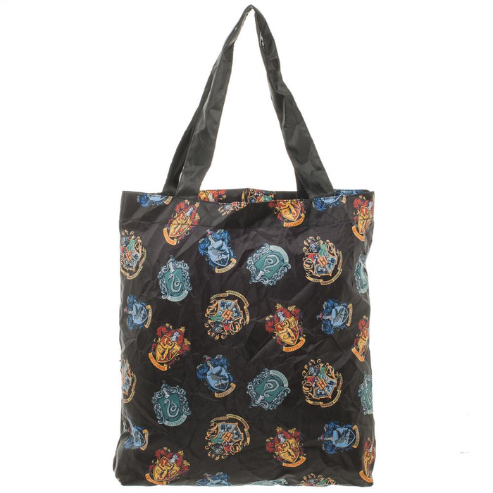 Harry Potter Crest All Over Print Tote Bag