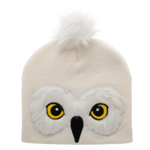Harry Potter Hedwig Wool Bobble Hat