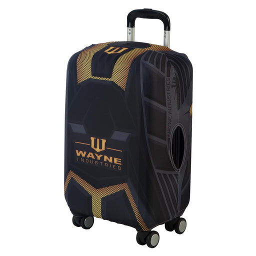 Batman Wayne Industries Luggage Cover