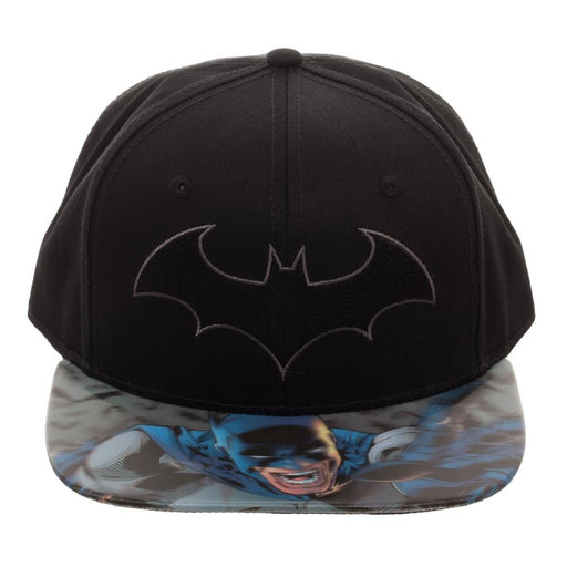 Batman Lenticular Bill Print Cap